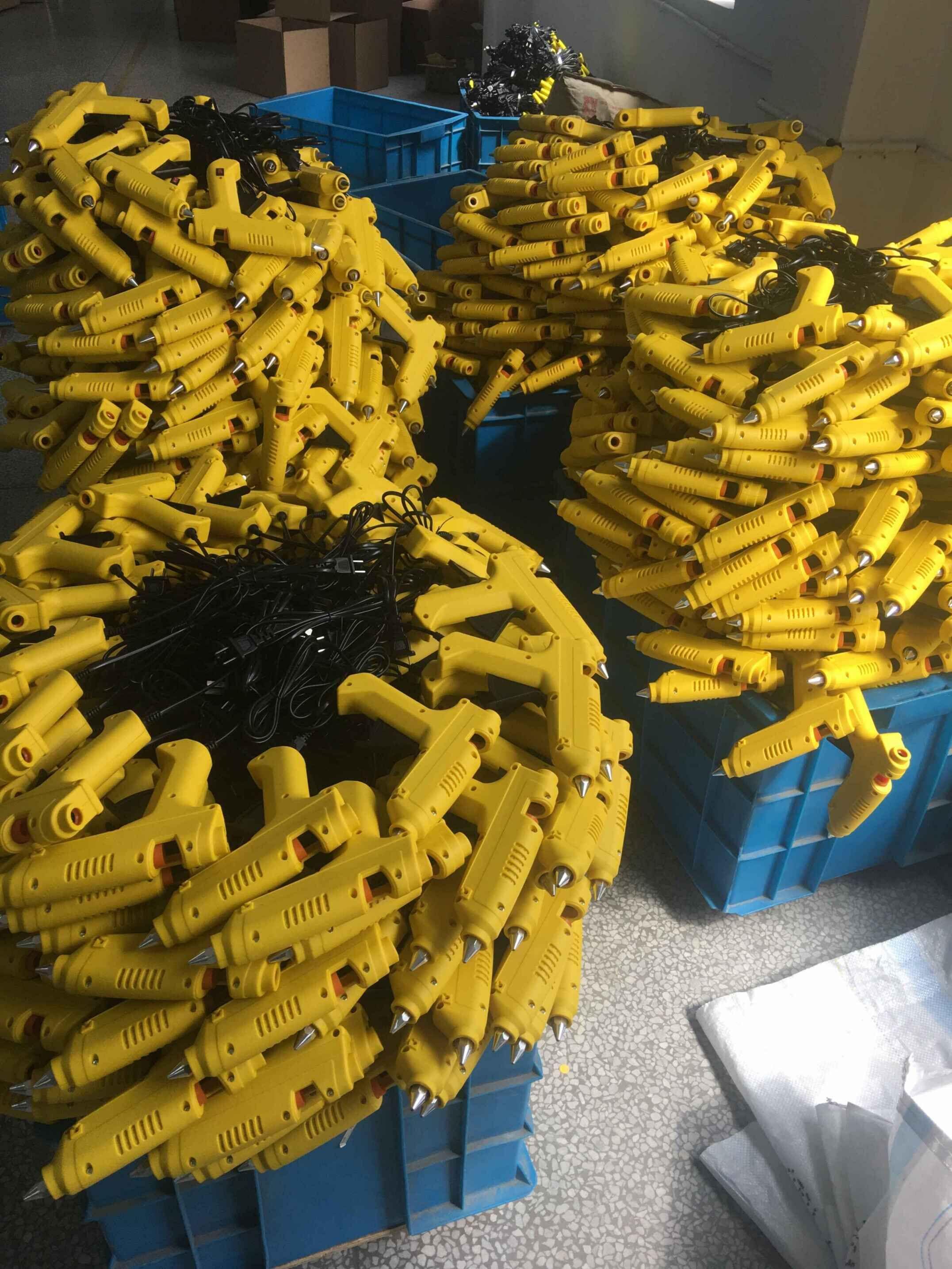 Power tools glue gun