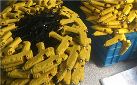 Solutions of Pneumatic Glue Gun Leak