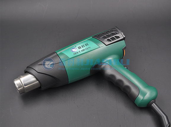 What Is the Characteristics and Application Method of Industrial Hot Air Gun?