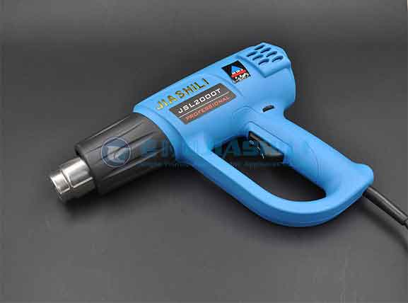 Fully Understand the Main Part and Usage of Hot Air Gun